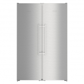 Liebherr Side By Side Fridge Freezer – STAINLESS STEEL